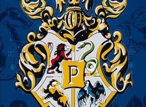 Harry Potter - Le journal créatif - Les maisons de Poudlard