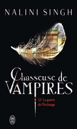 Chasseuse de vampires - Tome 12
